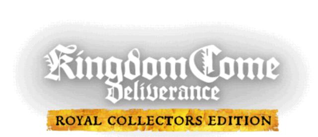 kingdom come deliverance royal collectors edition