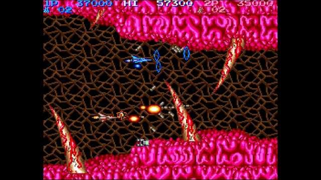 konami arcade classics review xbox one 2