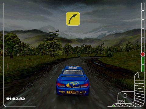 Colin McCrae Rally