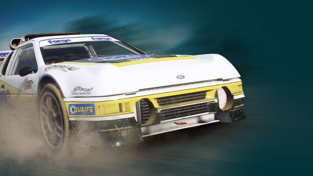 DiRT Rally 2 Ford RS200 Evolution