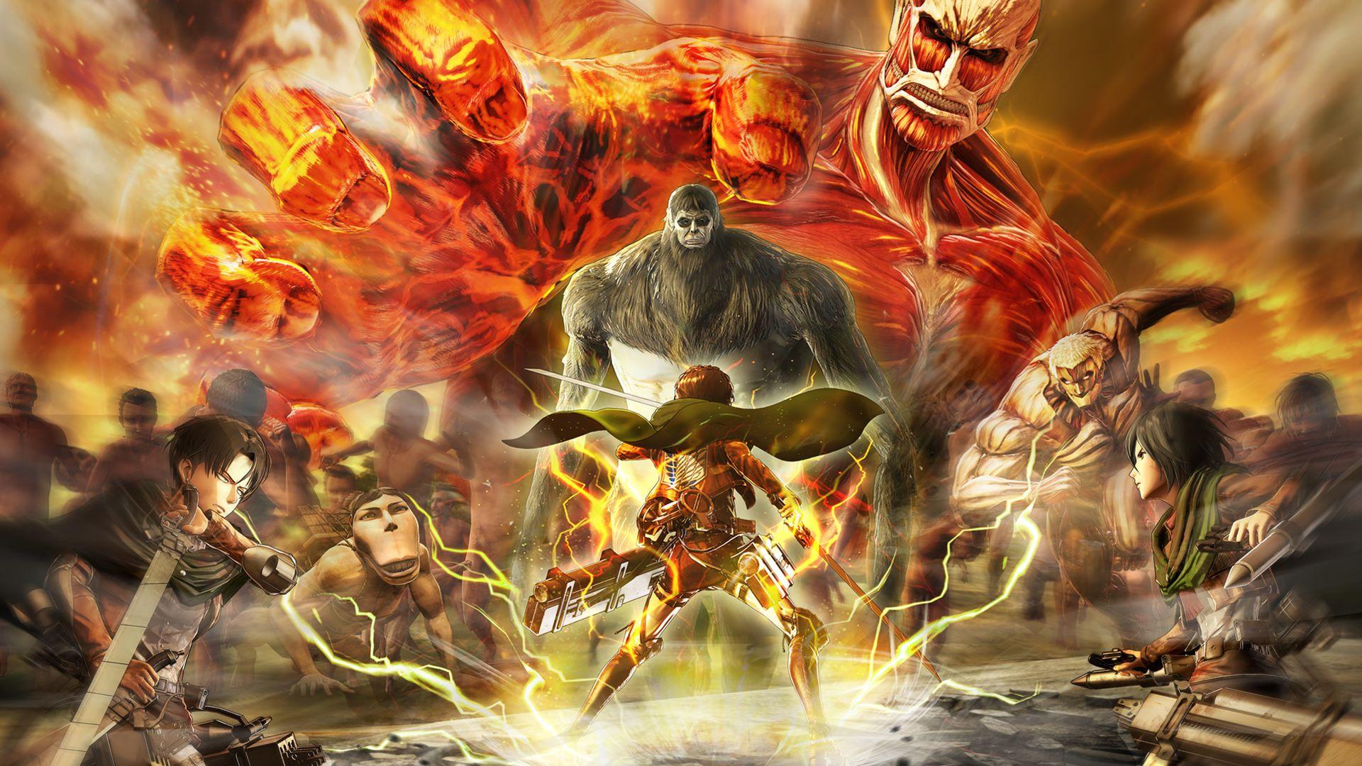 titan 2 final battle in 9 new games in july