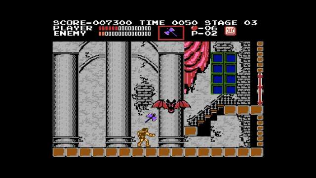 castlevania anniversary collection review xbox one 4