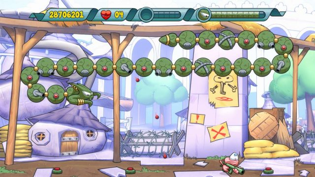 doughlings invasion review xbox one 4
