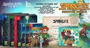 sparklite collectible edition