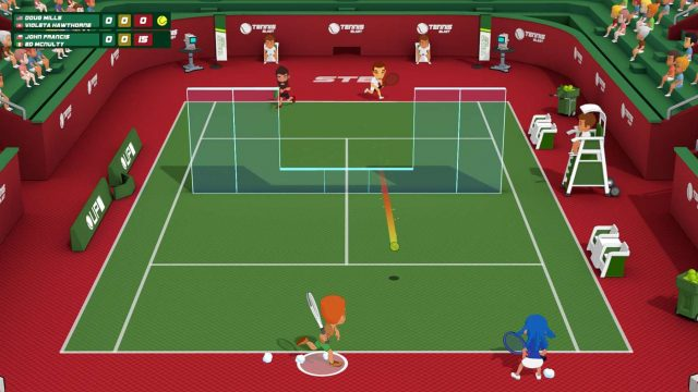 super tennis blast review xbox one 1
