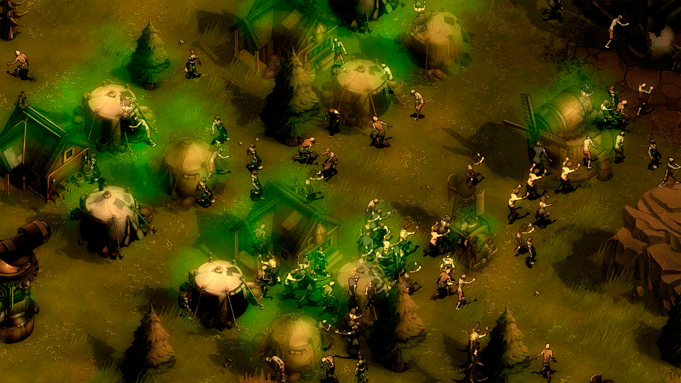 They Are Billions brings the zombie masses to Xbox One and