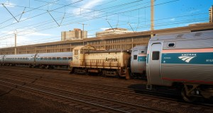 train sim world Amtrak SW1000R Loco