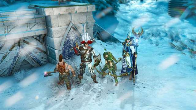 warhammer chaosbane review xbox one 1