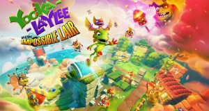 yooka laylee and the impossible lair xbox one