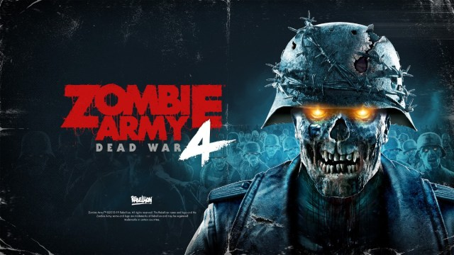 zombie army 4 dead war xbox one