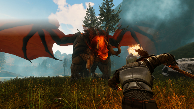 Explore the magical world of Citadel: Forged With Fire when