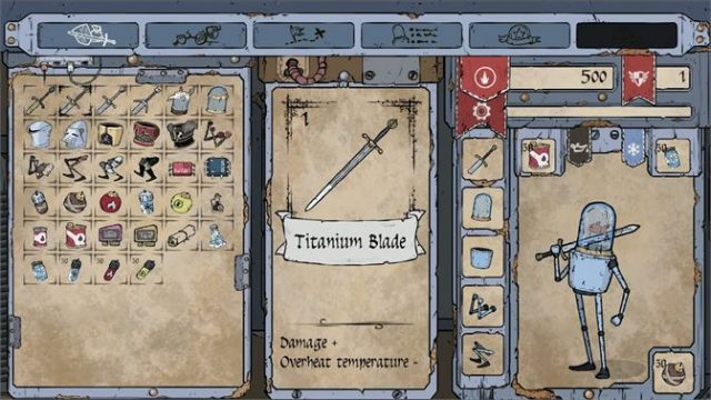 Feudal Alloy Inventory