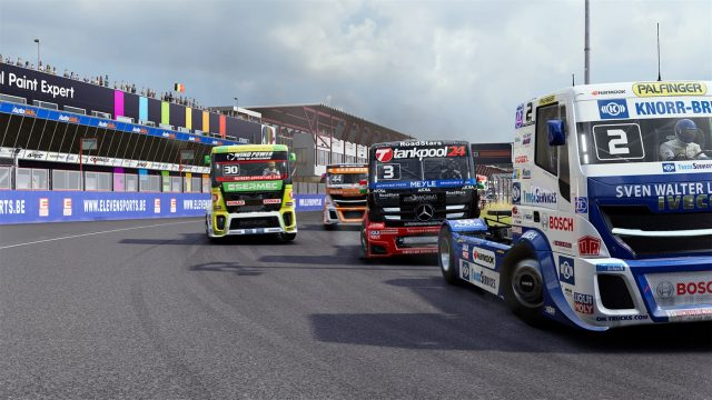 european truck racing championship review xbox one 1