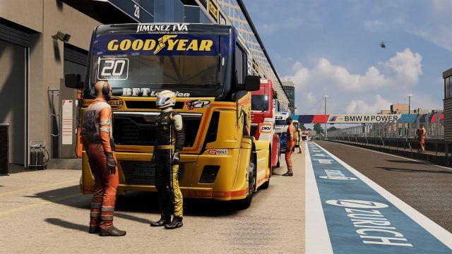 european truck racing championship review xbox one 4
