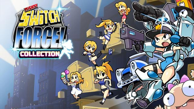 Mighty Switch Force Collection xbox one