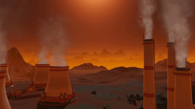 surviving mars green planet review xbox one 3