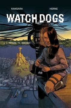 WatchDogs titan comics issue