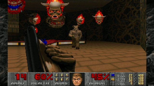 doom ii classic review xbox one 3