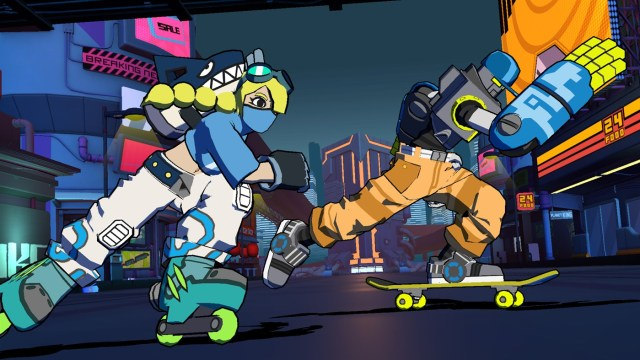 lethal league blaze review xbox one 1