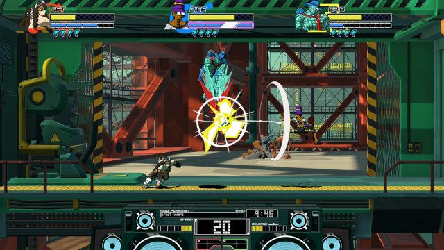 lethal league blaze review xbox one 3