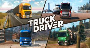 truck driver header