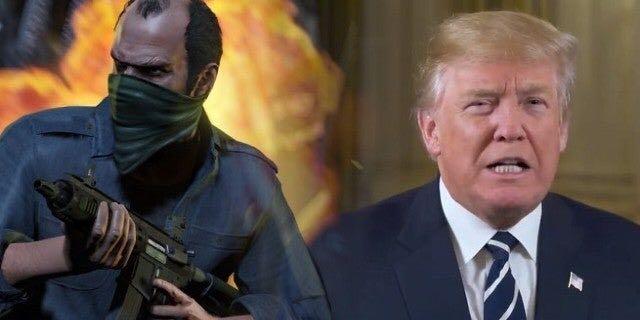 trump and trevor