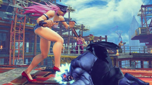 ultra street fighter iv xbox 2