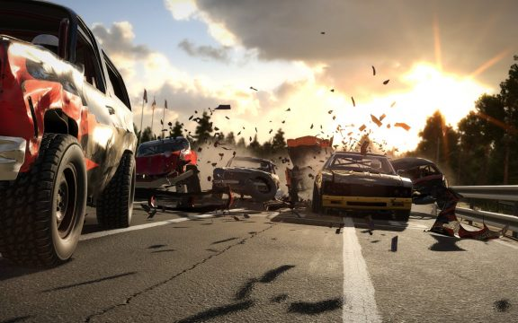 wreckfest review xbox one 1