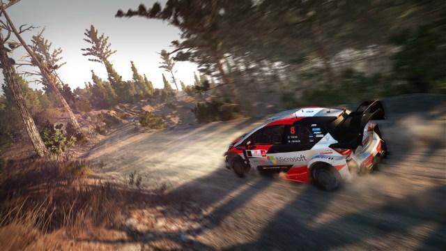 WRC 8 Toyota
