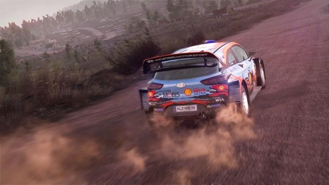 WRC 8 review Hyundai2
