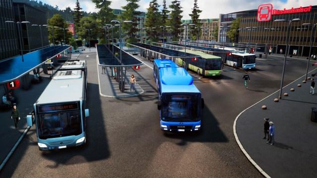 bus simulator xbox one