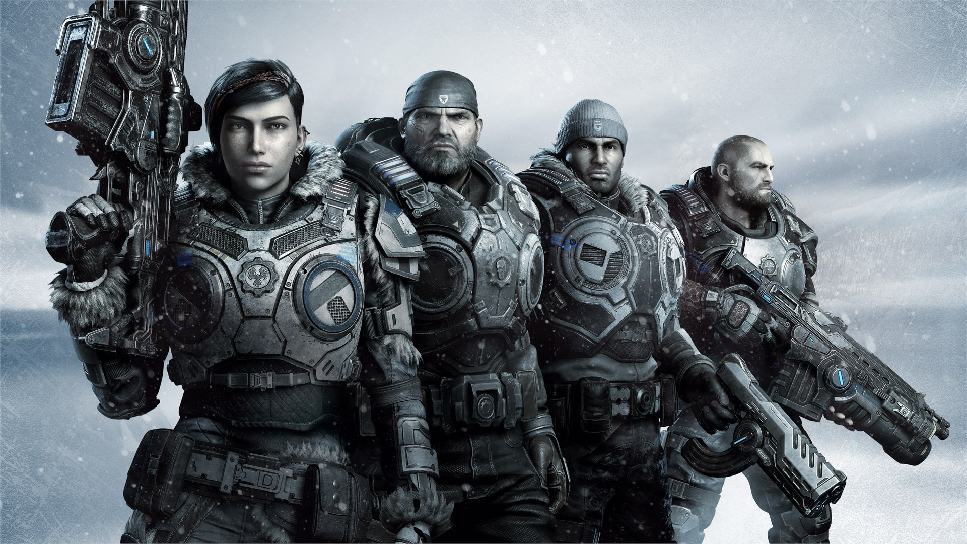 Gears 5 - the Biggest Game in the Series arrives on Xbox One