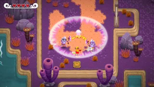 legend of the skyfish review xbox one 3