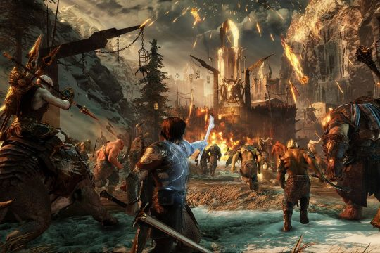 middle earth shadow 2