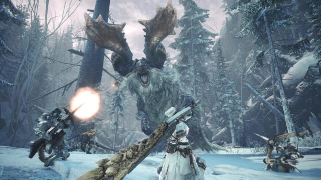 monster world hunter iceborne review xbox one 1