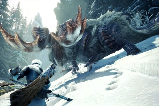 monster world hunter iceborne review xbox one 4