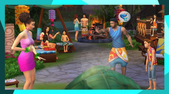 the sims 4 island living review 1 xbox one