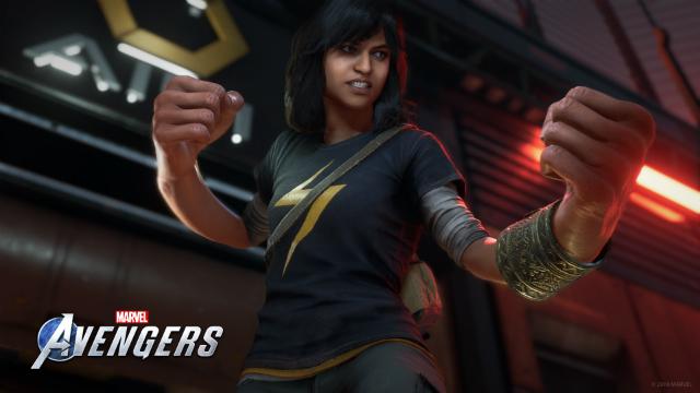 Ms. Marvel Marvel's Avengers
