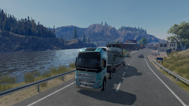 Truck Driver Review 4