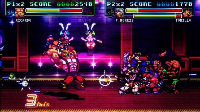 fight n rage review xbox one 1