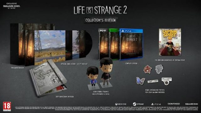 life is strange 2 boxed