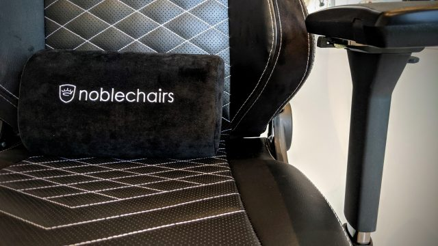 noblechairs hero review 2