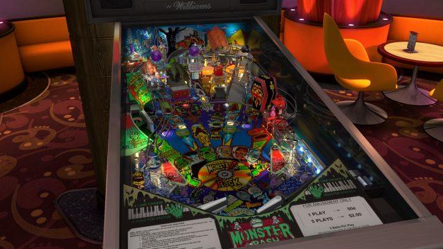 Williams Pinball: Universal Monsters Pack