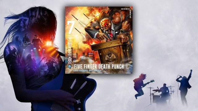 rock band 4 Five Finger Death Punch