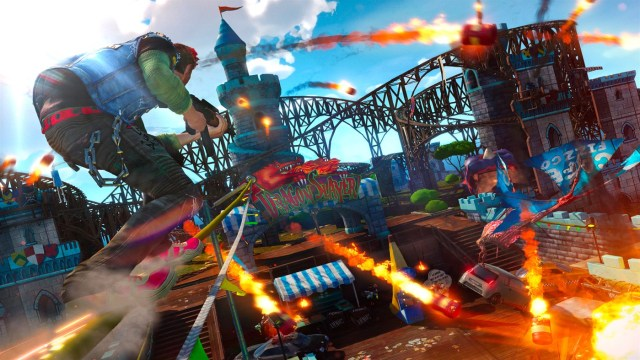 sunset overdrive xbox