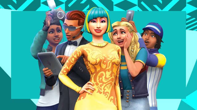 the sims 4 get famous dlc review xbox one 1