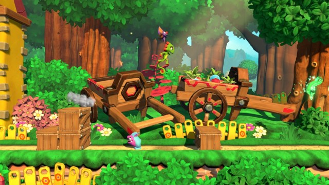 yooka laylee and the impossible lair review xbox one 2