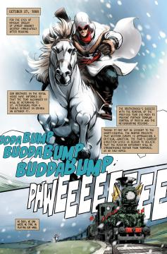 Assassins Creed The Fall The Chain comic review 2