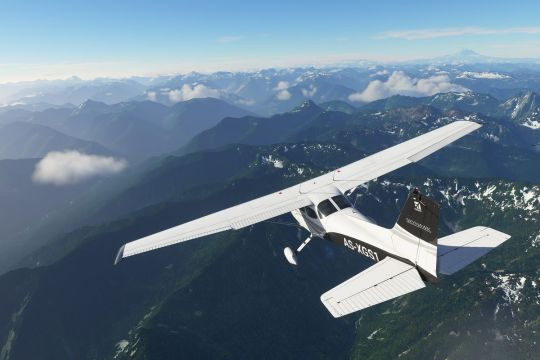 Microsoft Flight Sim xbox one