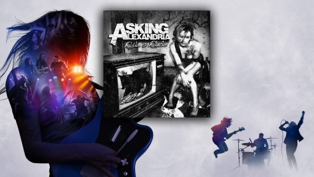 Asking Alexandria Rock Band 4 DLC